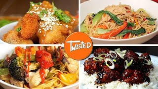 9 Delicious Asian Fusion Meals |  Twisted