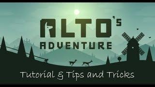 Alto's Adventure Tutorial & Tips and Tricks screenshot 3