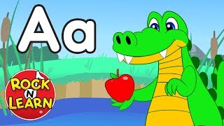 ABC Phonics Song wİth Sounds for Children – Alphabet Song with Two Words for Each Letter
