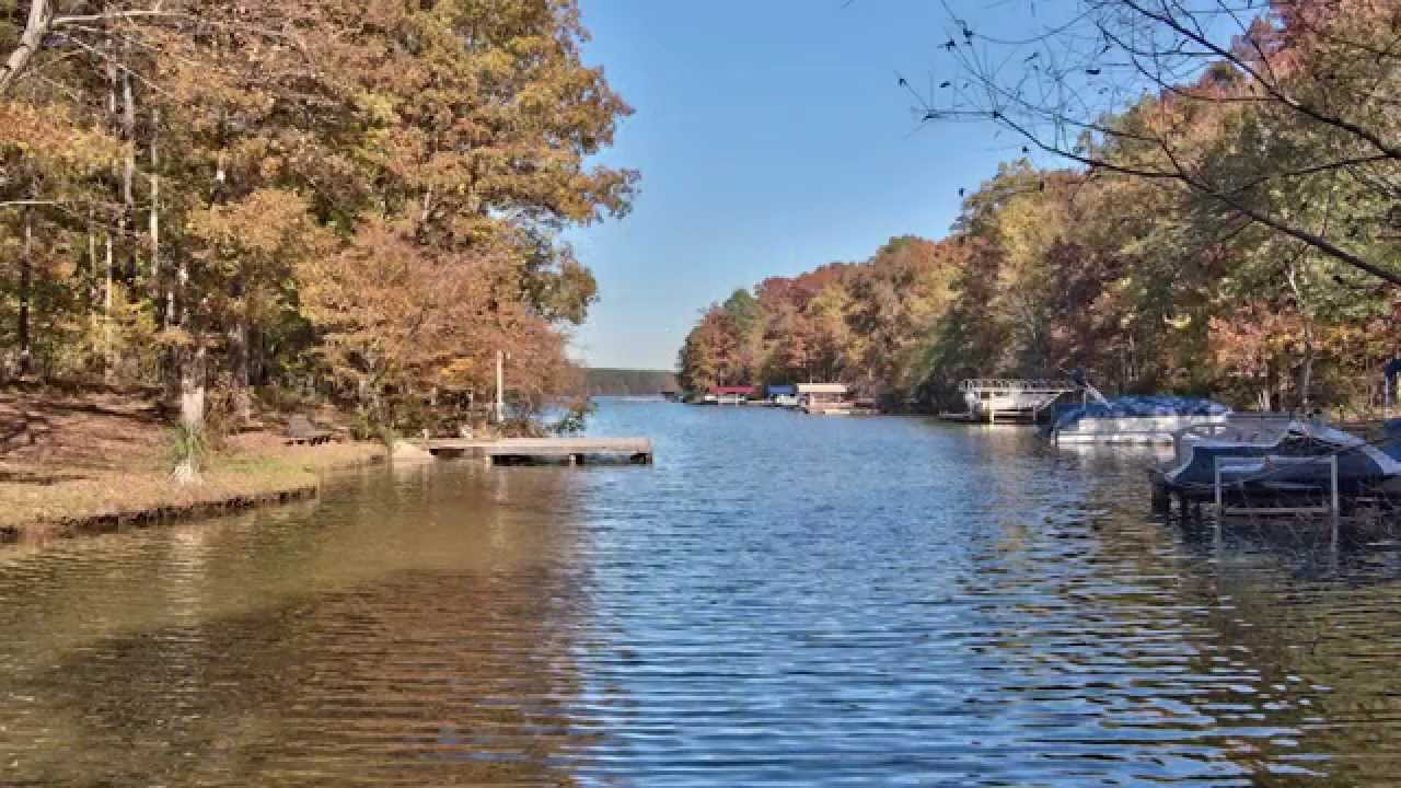 Lake oconee private lakefront lot great views under for Lakefront property under 100k