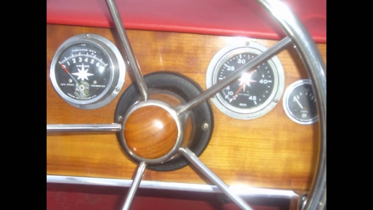 1968 Glastron GT-160 Bow Rider with 115 horsepower Mercury Tower of Power