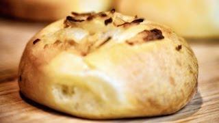 Onion Buns - Cebulaki -  Recipe #72