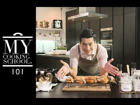 My Cooking School 101 Ep17 : Tonkatsu