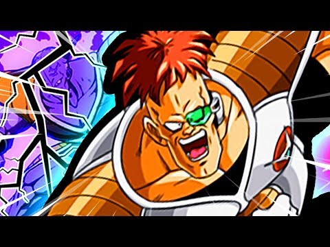 Recoome Just Broke Dragon Ball FighterZ