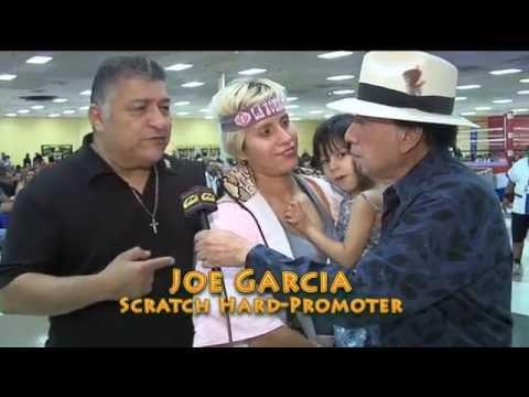 En Caliente TV show (Scratch Hard Boxing) EC-071616