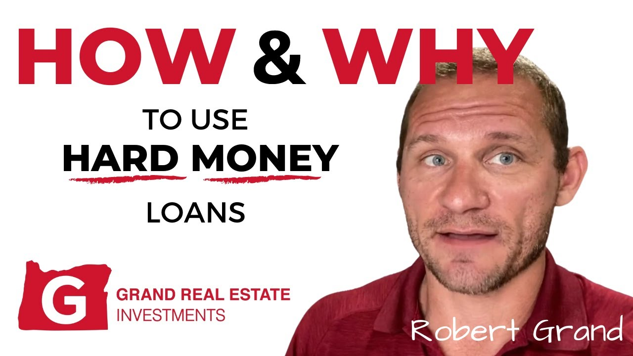 How and Why To Use Hard Money (Private Money) Loans For Your Investment Property in Eugene, Oregon