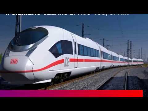 NEW TOP SUPER FAST TRAINS IN THE WORLD 2019.