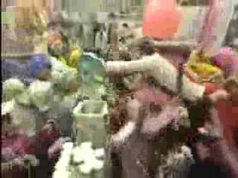 Hilarious Party in a Party Shop
