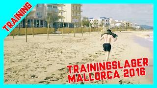 Trainingslager Mallorca November 2016 - Tag 1 & 2 - Wohnung, Training im Wasser und Laufen