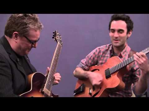 "Martin Taylor and Julian Lage - ""Some Day My Prince Will Come"""