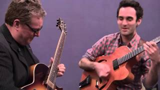 Martin Taylor and Julian Lage - 'Some Day My Prince Will Come'