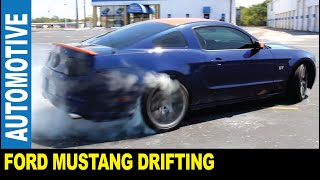 Awesome drifiting Ford Mustang GT special car detail cleaning by Jarek Seminole Florida USA