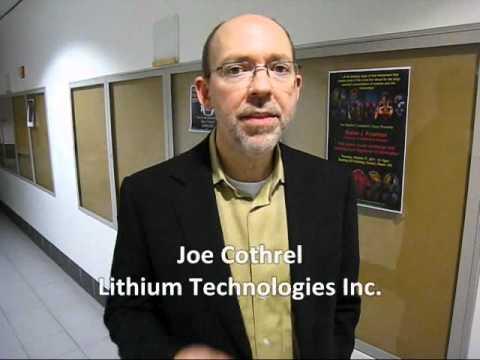 Lithium Technologies Regional Marketing Director Interview ...