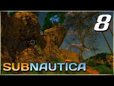 Subnautica Episode 8 - Lost Island & Base Building
