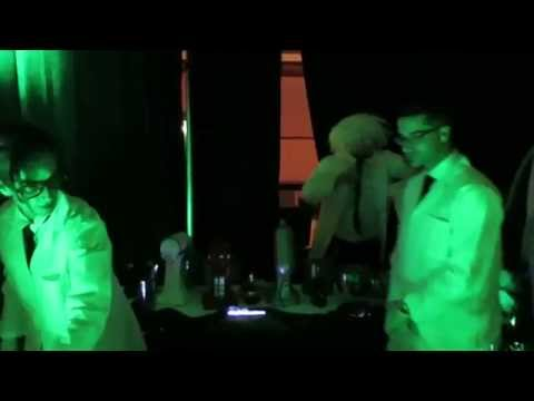 2014 Wine and Jazz at Boca Resort with Liquid Nitrogen Bar by Potions In Motion