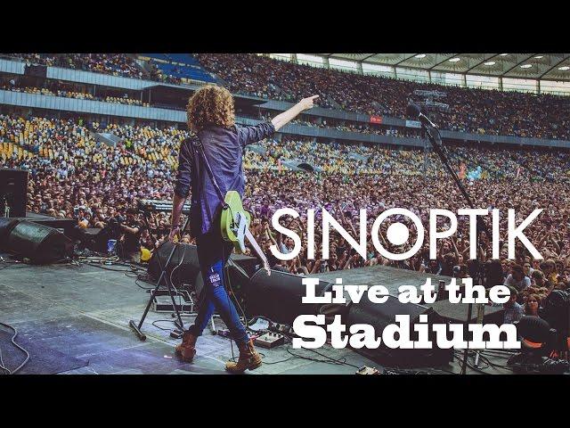 SINOPTIK - Live at Olimpiyskiy Stadium