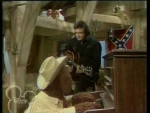 Egg Sucking Hound - Johnny Cash - 2/14/1981 - The Muppet Show