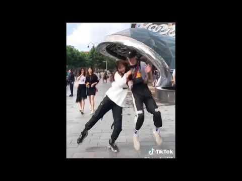 Смешные видео из тик-ток 🤣(Корейцы) 💓