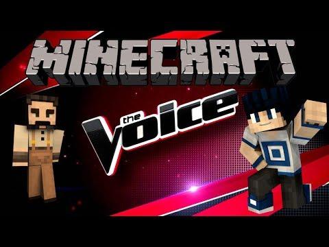 THE VOICE MINECRAFT SAISON 1 EPISODE 1 | PS4 FR | THE VOICE KIDS STAR ACADEMY | COURT MÉTRAGE | FILM