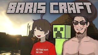 【バリクラ】なっちとザビのマイクラ配信【Minecraft】