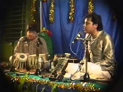 Evening before Diwali Puja 1990 20 10