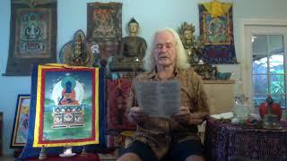 05-06-2021  Shakyamuni Buddha, Medicine Buddha, and Prajnaparamita