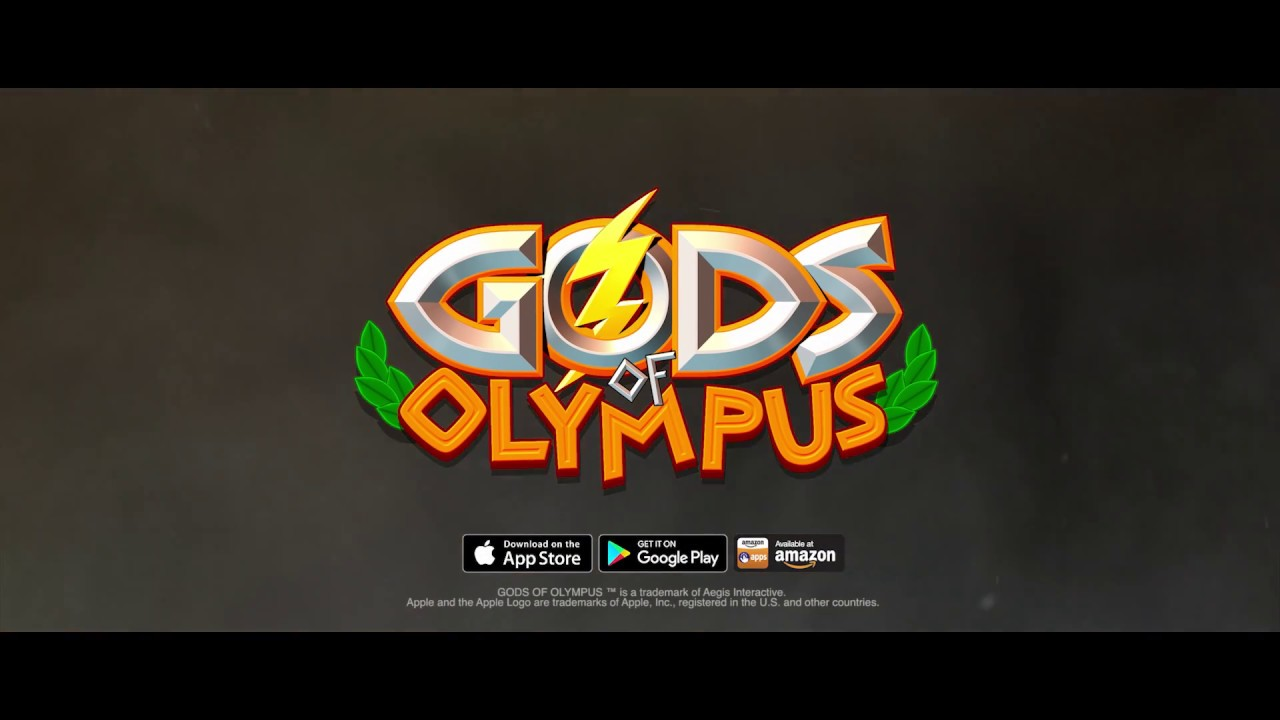 Gods of Olympus - The popular build and battle mobile