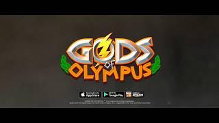 Gods of Olympus - Poseidon, Hades, Zeus Cinematic Trailer