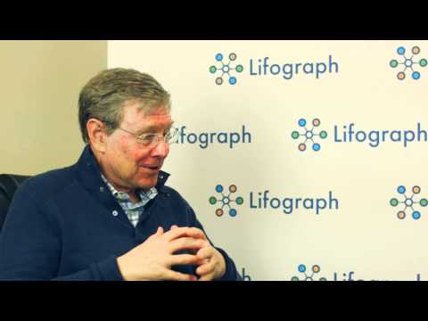 LifographTV interview with Bruce Schechter, investor at Band of Angels