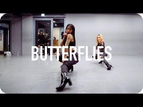 Butterflies - Queen Naija / Mina Myoung Choreography