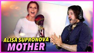 Alisa Supronova - Mother | Алиса Супронова - Нана (чеченская)  | REACTION By Zeus