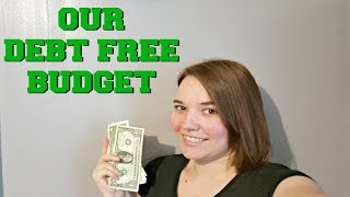 How Our Budget Has Changed Since Becoming Debt Free/Pregnant