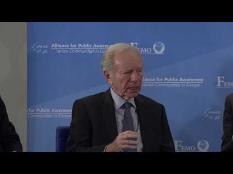 Analyses des politiques sur Iran - Table ronde de la FEMO (Où va l'iran?) 30 juin 2017