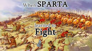 Sparta: The Agoge and Battle of Hysiae