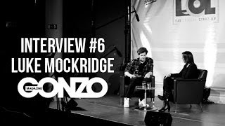 Luke Mockridge Interview GONZO Tube #6