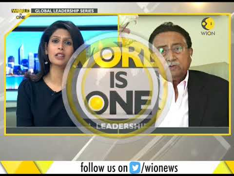 WION Exclusive: In conversation with ex-Pakistan president Pervez Musharraf