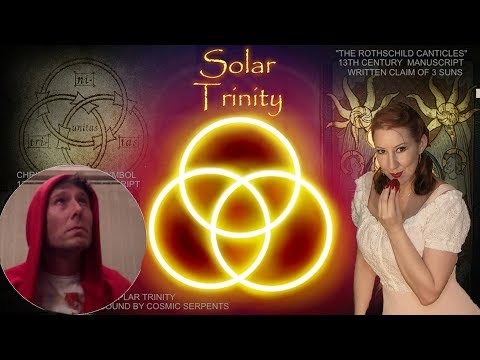 FLAT EARTH: Solar Trinity, Coming Cataclysms?! thumbnail
