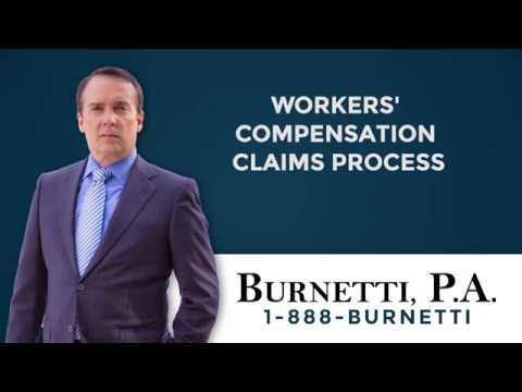 Workers' Compensation Claims Process | 888-BURNETTI