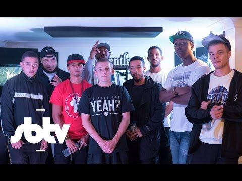 Splinta, J Dot, Black Steve, Big Zuu, Brotherhood (Prod. By Westy) | [CYPHER]: SBTV