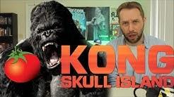 KONG: Skull Island Rotten Tomatoes Prediction + Trailer Review (KONG Trailer #3)
