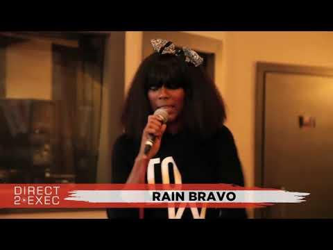 Rain Bravo Performs at Direct 2 Exec NYC 9/17/17 - Atlantic Records