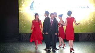 Aytunç Bentürk D.A yıl sonu 2017 Gösterileri TANGO Öğrenci show