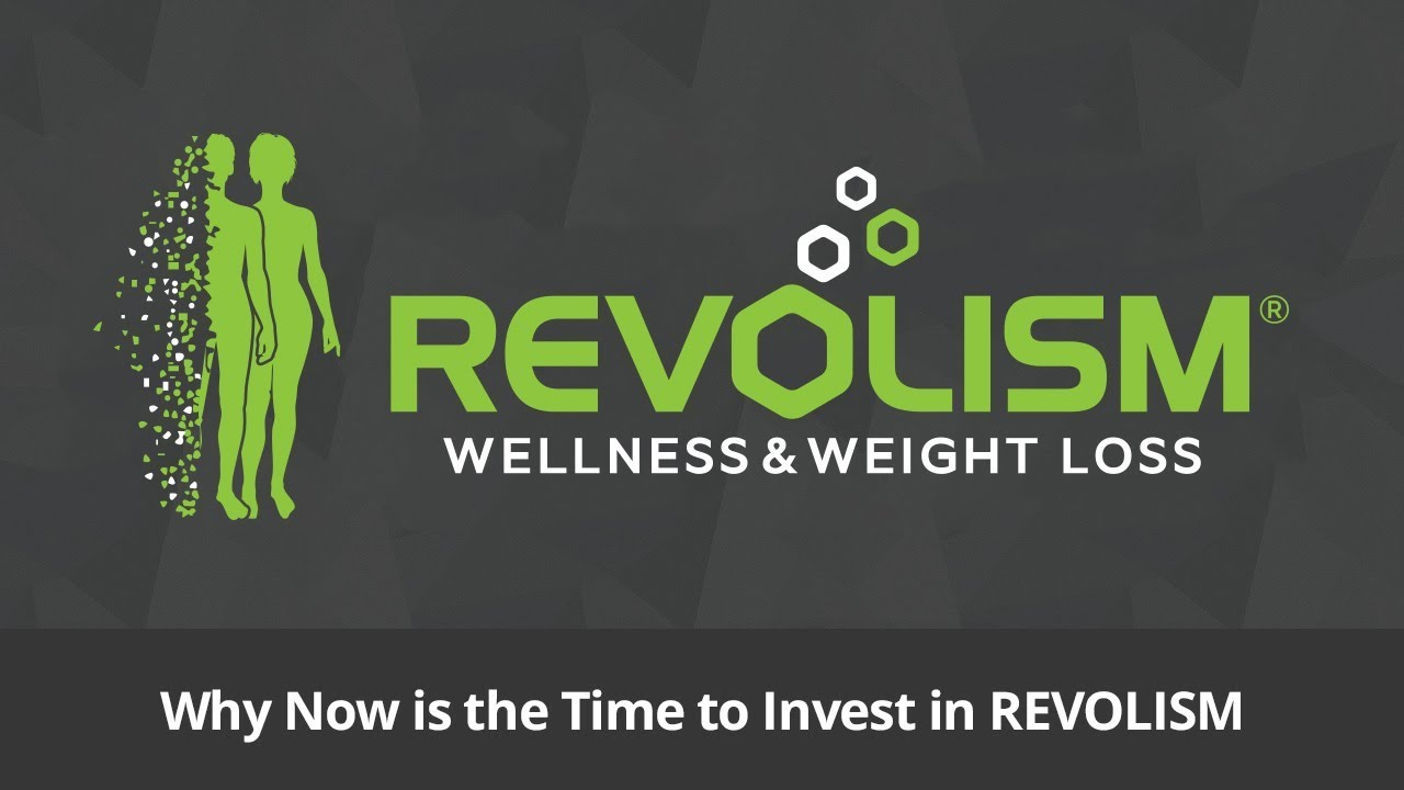 Revolism Wellness And Weight Loss Franchise Opportunity