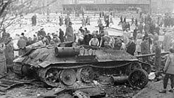 Със Станимира Ангелова за 60 годишнината от Унгарската революция от 1956 г.
