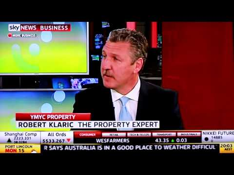 Robert Klaric - Sky News Business - Your Money, Your Call Property- Secrets of The Property Expert