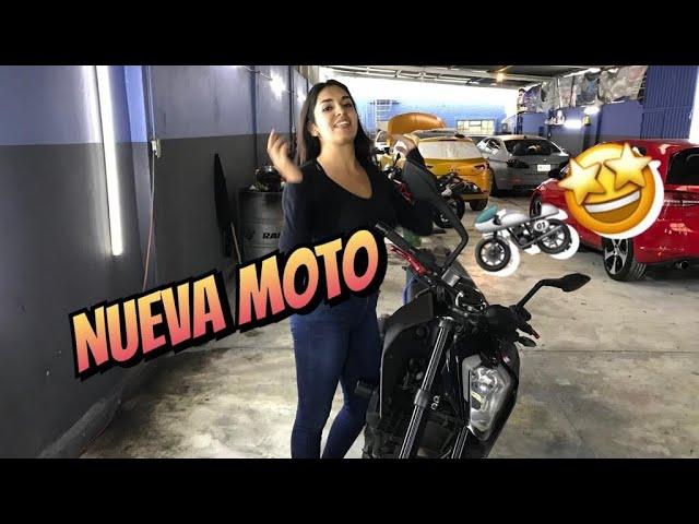 Nueva Moto| Yeo Speed