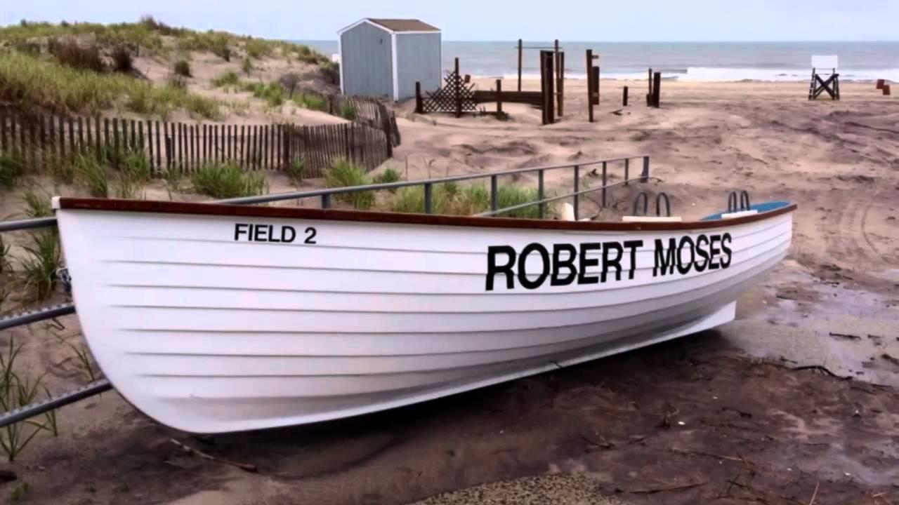 Robert Moses State Park Beach