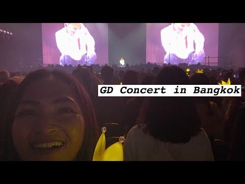 I went to GD Concert in Bangkok   Motte in Bangkok   Day 1