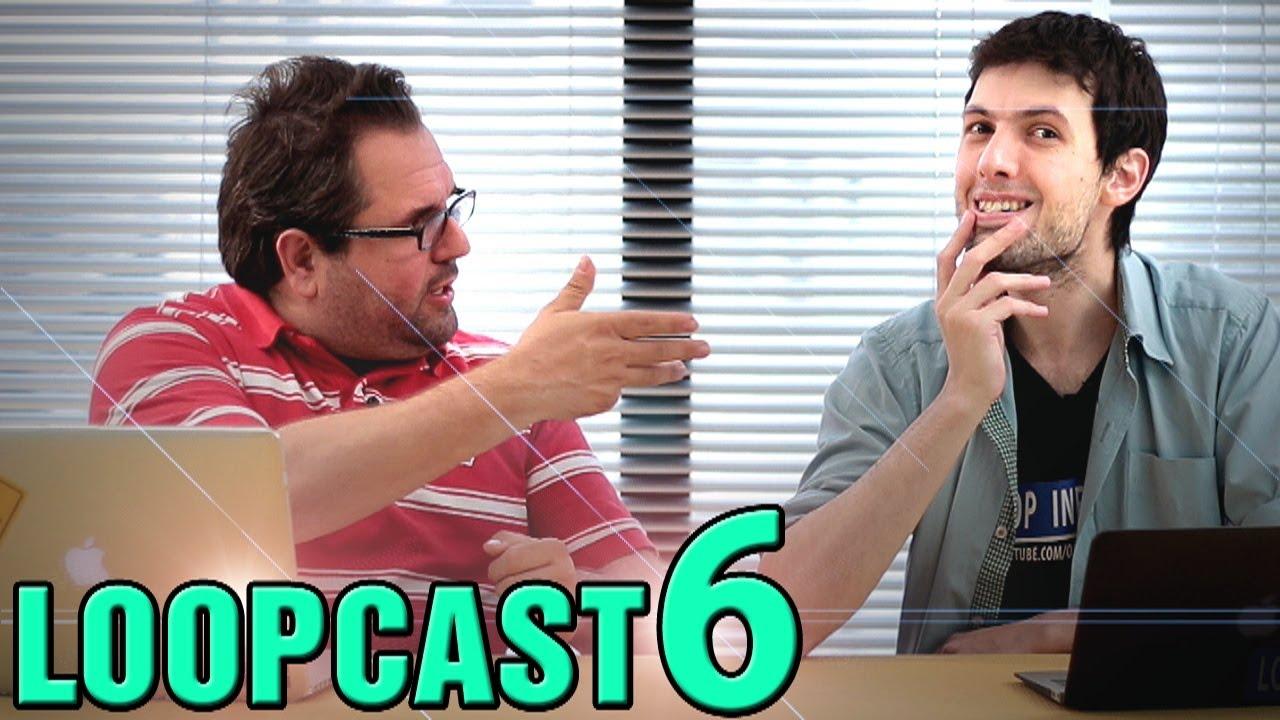 Download Loopcast #06 - Jailbreak, Novos iPads, GTA V, Siri e mais!