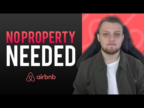 How To Make Money on Airbnb Without Owning Property - $80 a DAY!